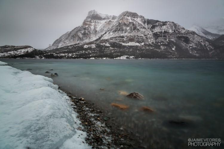 Vimy Mountain, Waterton, Alberta