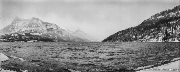 Widelux - Waterton Winter
