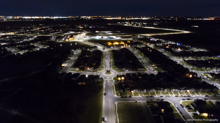 sunridge_night_aerialphoto